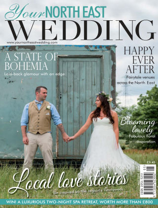 Your North East Wedding Issue 14