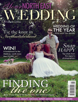 Your North East Wedding Issue 18