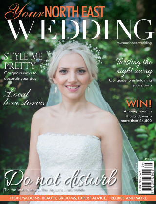 Your North East Wedding Issue 16