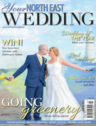 Your North East Wedding Issue 19