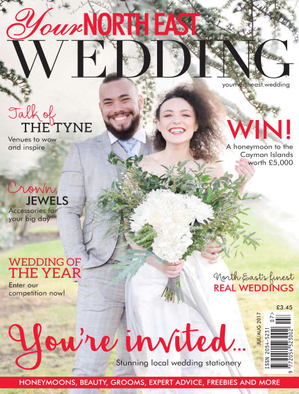 Your North East Wedding July 07, 2017 00:00