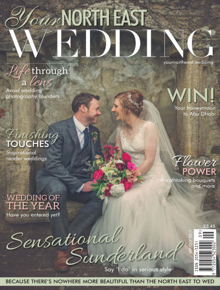 Your North East Wedding September 01, 2017 00:00