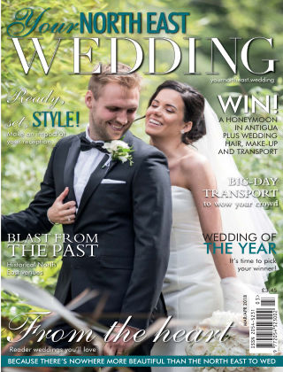 Your North East Wedding Issue 25