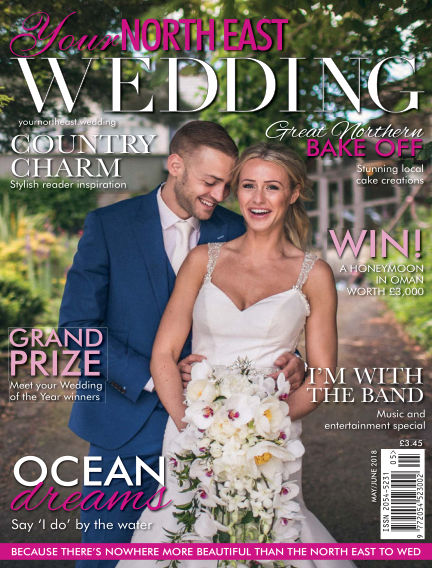 Your North East Wedding May 04, 2018 00:00