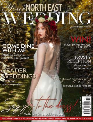 Your North East Wedding November December