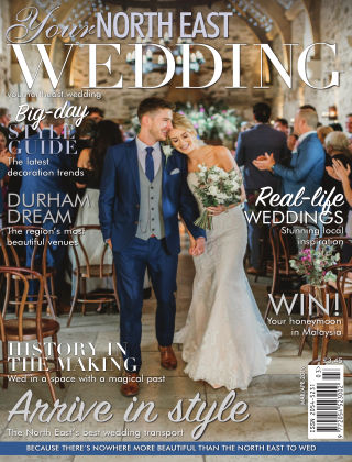 Your North East Wedding March April 2019