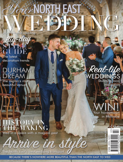 Your North East Wedding March 08, 2019 00:00