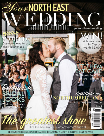 Your North East Wedding May 03, 2019 00:00