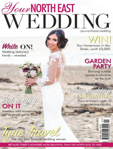 Your North East Wedding July 05, 2019 00:00