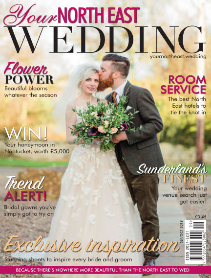 Your North East Wedding September 06, 2019 00:00