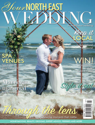 Your North East Wedding July/August