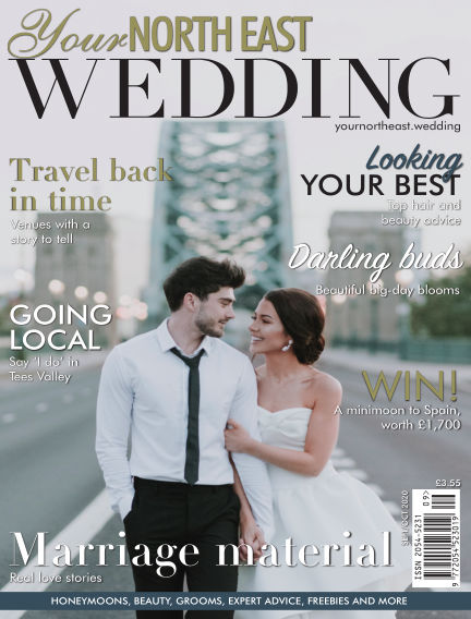 Your North East Wedding September 04, 2020 00:00