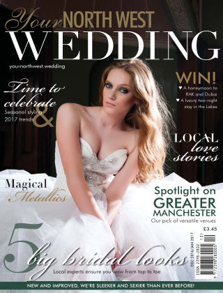 Your North West Wedding Issue 41