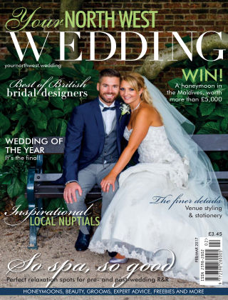 Your North West Wedding Issue 42