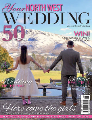 Your North West Wedding Issue 50