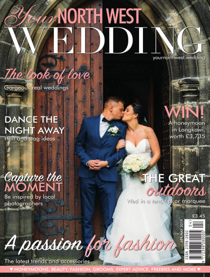 Your North West Wedding April 05, 2019 00:00