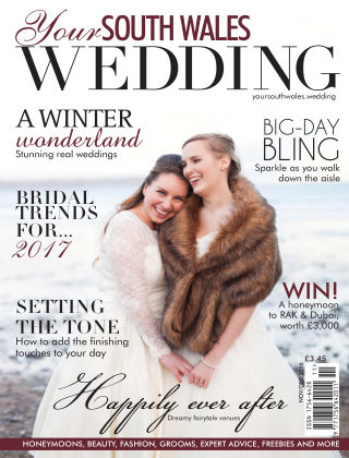 Your South Wales Wedding Issue 52