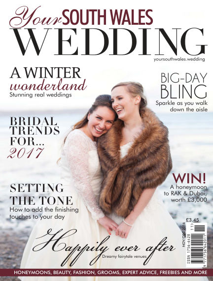 Your South Wales Wedding January 22, 2017 00:00