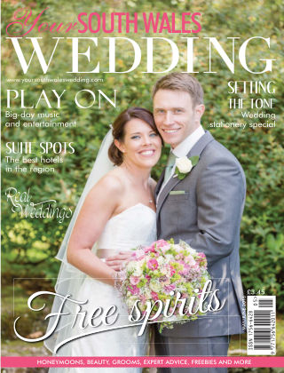 Your South Wales Wedding Issue 49