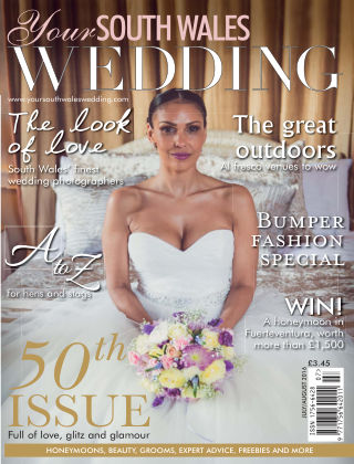 Your South Wales Wedding Issue 50