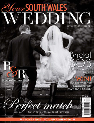 Your South Wales Wedding Issue 51