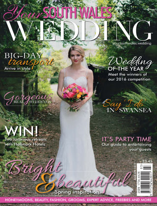 Your South Wales Wedding Issue 54