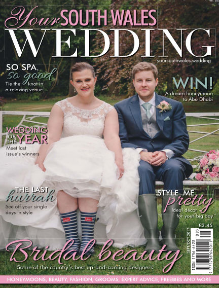 Your South Wales Wedding September 01, 2017 00:00