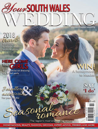 Your South Wales Wedding Issue 58