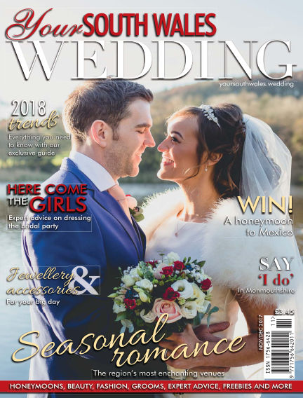 Your South Wales Wedding November 03, 2017 00:00
