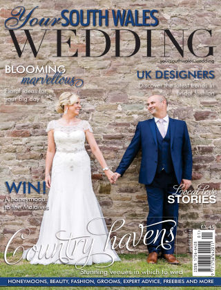 Your South Wales Wedding Issue 59