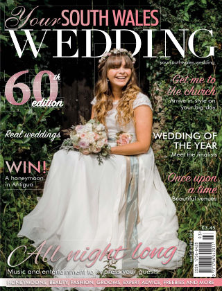 Your South Wales Wedding Issue 60