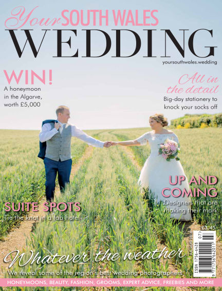 Your South Wales Wedding June 29, 2018 00:00