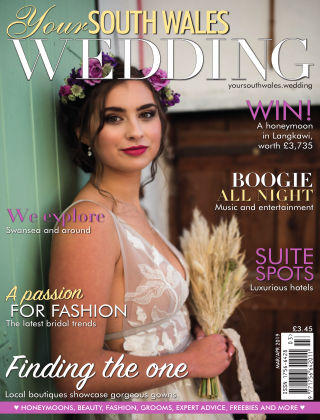 Your South Wales Wedding March April 2019