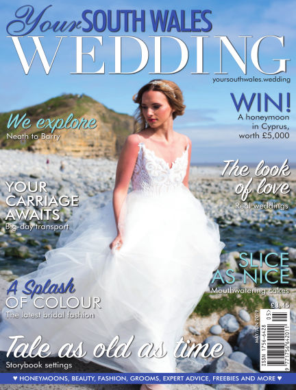 Your South Wales Wedding May 03, 2019 00:00