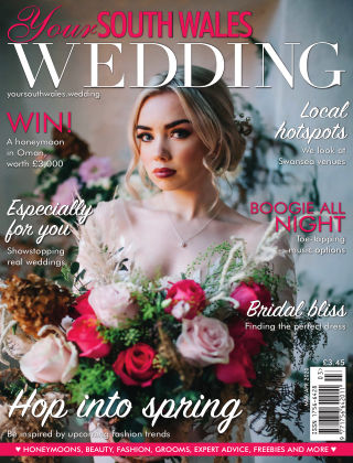 Your South Wales Wedding March/April 2020
