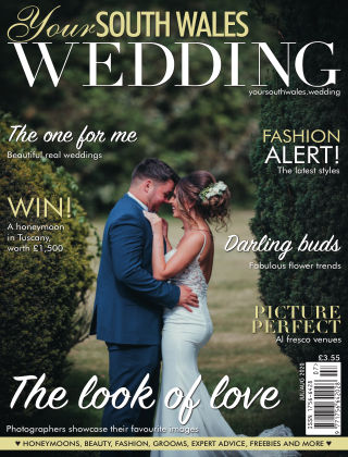 Your South Wales Wedding July/August