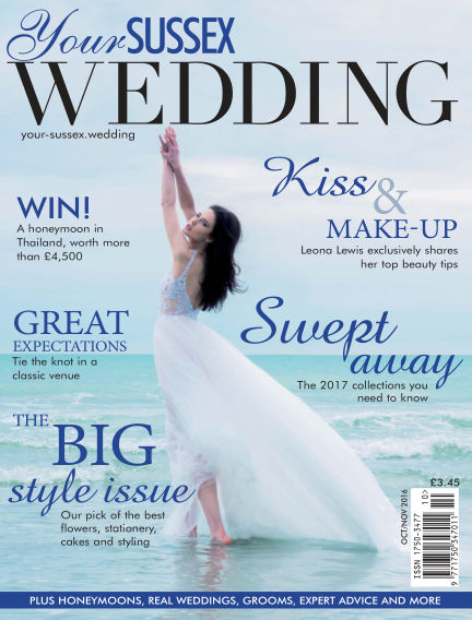 Your Sussex Wedding January 15, 2017 00:00