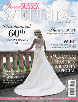 Your Sussex Wedding Issue 60
