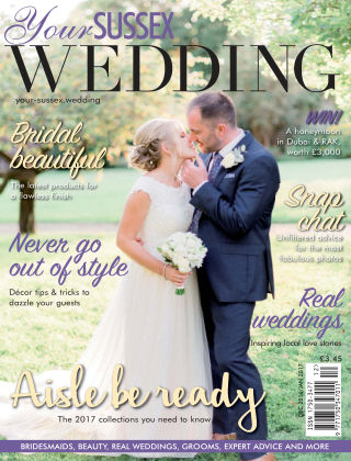 Your Sussex Wedding Issue 64