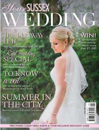 Your Sussex Wedding Issue 62