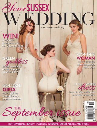 Your Sussex Wedding Issue 68