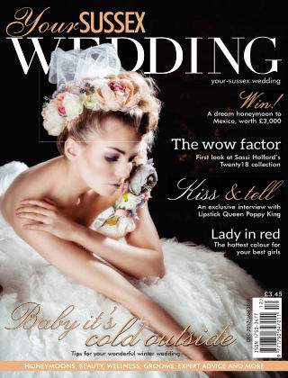 Your Sussex Wedding Issue 70