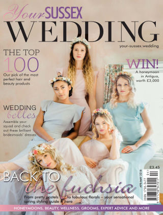 Your Sussex Wedding Issue 72