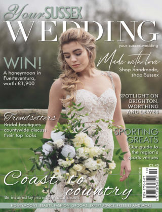 Your Sussex Wedding Oct Nov