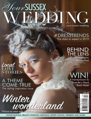 Your Sussex Wedding December January
