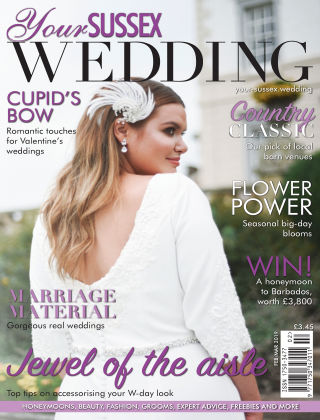 Your Sussex Wedding Feb Mar 2019
