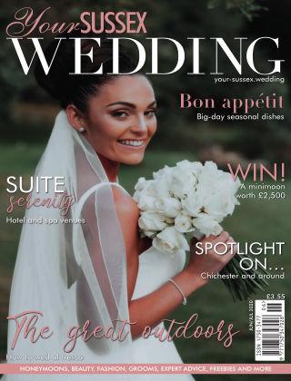 Your Sussex Wedding June/July