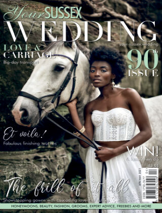 Your Sussex Wedding April/May 2021