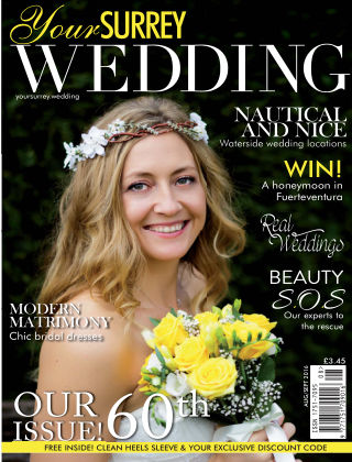 Your Surrey Wedding Issue 60