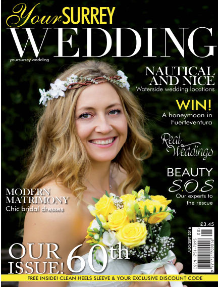 Your Surrey Wedding January 21, 2017 00:00